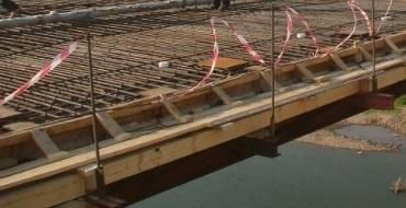 Заливка бетоном м 350 мостов